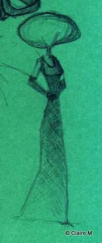 Claire dessin 4 demoiselle2